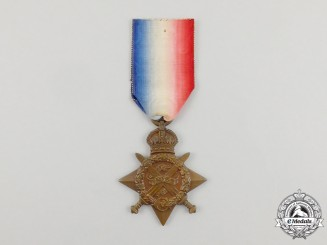 A 1914 Star to the 1st King's Royal Rifle Corps