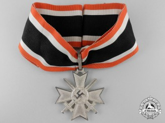 A Knight's Cross of the War Merit Cross by Deschler
