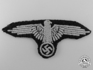 Germany. An SS Sleeve Eagle, Mid War Type