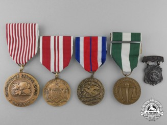 Five Alabama National Guard State Awards
