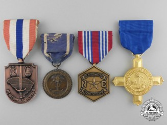 Four North and South Carolina National Guard State Awards