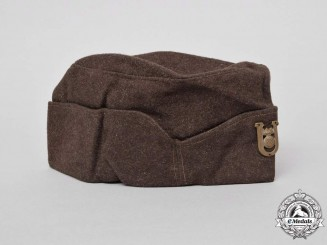 A Second War Croatian Ustasha Field Cap