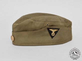 A Third Reich Period SA of the NSDAP Overseas Cap