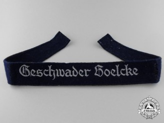 A Luftwaffe Geschwader Boelcke Cufftitle