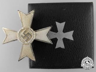 A War Merit Cross First Class by Karl Gschiermeister with Case