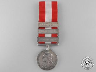 A Canada General Service Medal; Three Bar Specimen