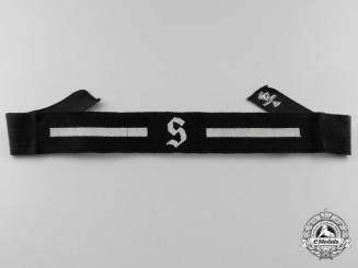 A Reich Labour Service South (Süd) Region Leader's Cufftitle