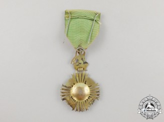 An Early Cambodian Royal Order of Sowathara; Officer