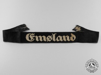 A Reich Labour Service District (Emsland) Enlisted Man's Cufftitle