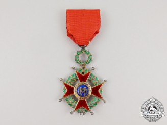 A Cuban Order of Military Merit, 3rd Class Officer for Company Grade Officers