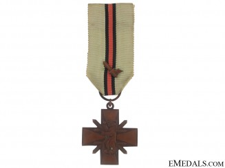 Kindred Nations War Cross (Heimosotaristi), 1918-1922