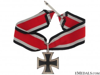 Knights Cross of the Iron Cross – Hans-Babo von Rohr