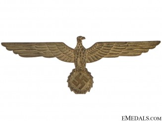 Kriegsmarine Breast Eagle