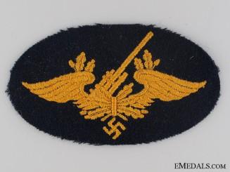 Kriegsmarine Flak Insignia
