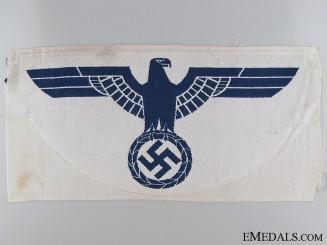 Kriegsmarine Sport Shirt Eagle