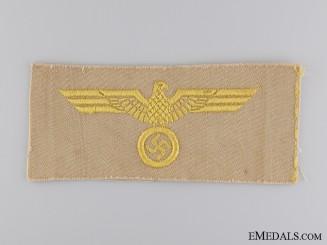 Kriegsmarine Tropical EM/NCO's Breast Eagle