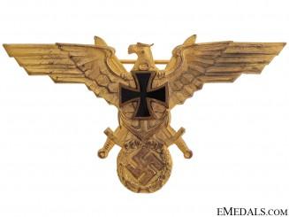 Kriegsmarine Veteran's Eagle