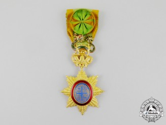 An Mint French Colonial Order of the Dragon of Annam, Officer