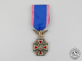 A Mexican Imperial Order of Guadalupe, 3rd Class Knight's Cross for Civil Merit, Type III (1865-1867)