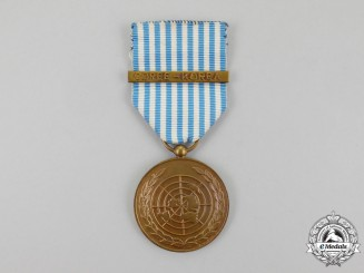 A Belgian United Nations Korea Medal