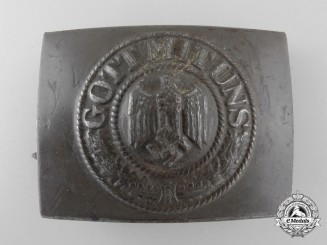 Germany, Heer. An Army/Heer Belt Buckle 1940
