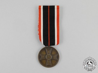 A Third Reich Period German War Merit Medal