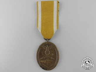 A German West Wall Medal