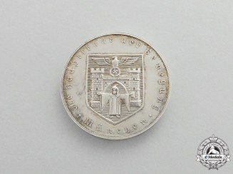 A Silver Medal for Service of Civil Servants of the City of Munich