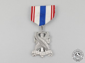 An American Reserve Officers' Training Corps (ROTC) Medal for Heroism