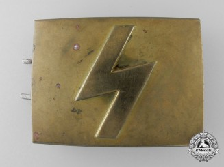 A German Youth Belt Buckle; Published Example