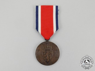 Norway. A Korean War Service Medal 1951-1954