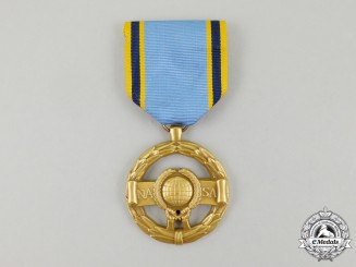 United States. A NASA Exceptional Service Medal