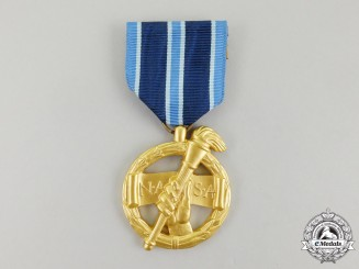 United States. A NASA Outstanding Leadership Medal
