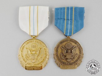 Two United States Control and Disarmament Agency Awards