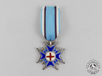 A Bavarian Military House Order of St. George Miniature Breast Star