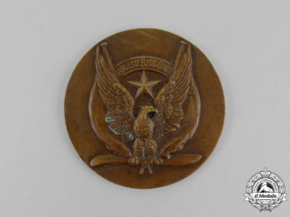 A First War Lafayette Flying Corps Award Medal