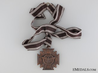 Ladies' NSDAP Ten Years Service Cross