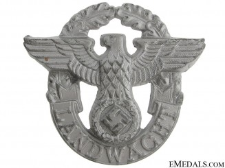 Landwacht Police Badge