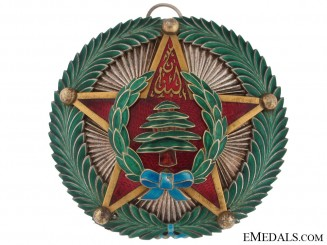 National Order of the Cedar