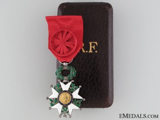 Legion D`Honneur - Officer