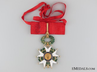 Legion of Honour - Commander's Neck Badge