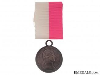 Lower Austria Military Merit Medal 1797