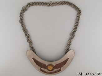 Luftwaffe Air Traffic Controller's Gorget