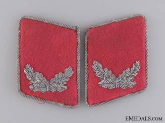 Luftwaffe Engineer Collar Tabs