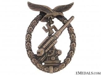 Luftwaffe Flak Badge – Juncker