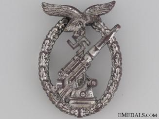Flak Badge by Brehmer