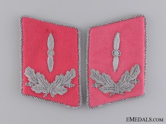 Luftwaffe Flight Engineer Collar Tabs