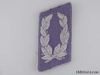 Luftwaffe Medical Branch Major's Collar Tab