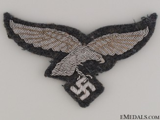 Luftwaffe Officer's Breast Eagle