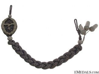Luftwaffe Shooting Lanyard - Grade 4